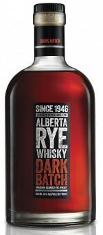 Buy Alberta Rye Whisky Dark Batch Online