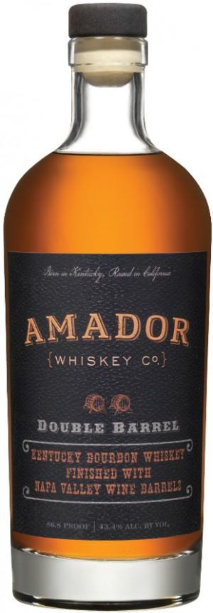 Buy Amador Double Barrel Bourbon Whiskey Online