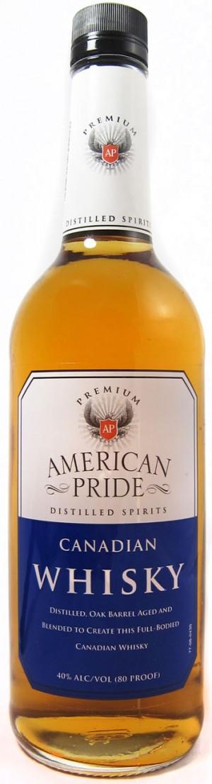 Buy American Pride Canadian Whisky Online