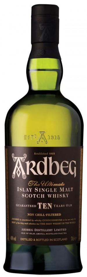 Buy Ardbeg 10 Year Old Islay Single Malt Scotch Online