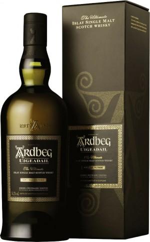 Buy Ardbeg Uigeadail Single Malt Scotch Online
