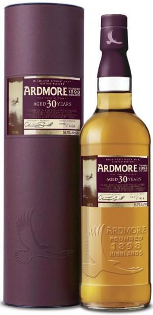 Buy Ardmore 30 Year Old Single Malt Scotch Online