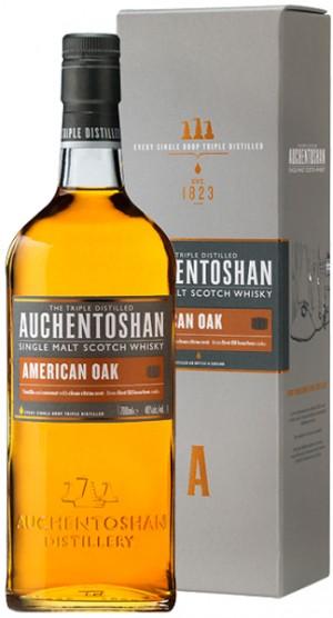 Buy Auchentoshan American Oak Lowland Single Malt Scotch Online