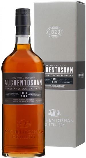Buy Auchentoshan Three Wood Online