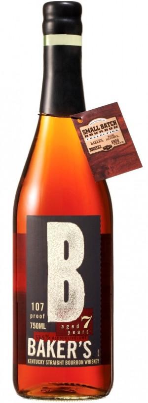 Buy Baker's 107 Proof 7 Year Bourbon Online