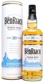 Buy Benriach 20 Year Old Single Malt Scotch Online
