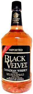 Buy Black Velvet Canadian Whisky Online