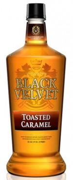 Buy Black Velvet Toasted Caramel Flavored Whisky Online