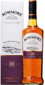 Buy Bowmore 18 Year Old Single Malt Scotch Online