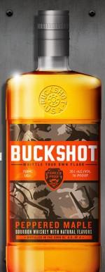 Buy Buckshot Peppered Maple Bourbon Whiskey Online