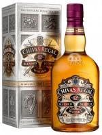 Buy Chivas Regal 12 Year Blended Scotch Online