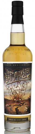 Buy Compass Box the Peat Monster 10th Annivesary Blended Malt Whisky Online