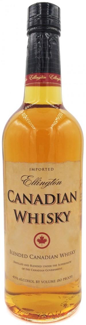 Buy Ellington Canadian Whisky Online