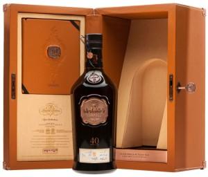 Buy Glenfiddich 40 Year Old Single Malt Scotch 2014 Online