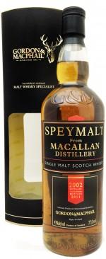 Buy Gordon & MacPhail Speymalt Macallan 9 Year Old Single Malt Scotch Online
