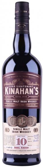 Buy Kinahan's 10 Year Old Single Malt Irish Whiskey Online