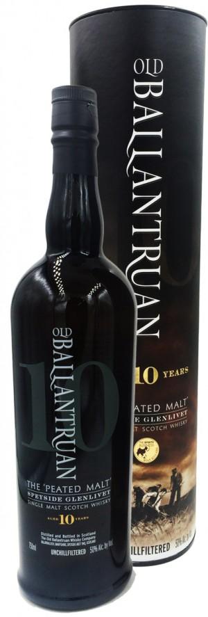 Buy Old Ballantruan 10 Year Old Single Malt Scotch Whisky Online