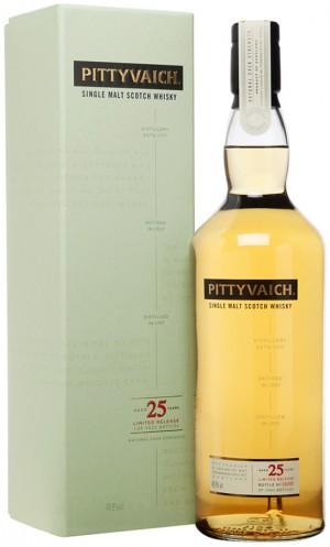 Buy Pittyvaich 25 Year Old Single Malt Scotch Whisky Online