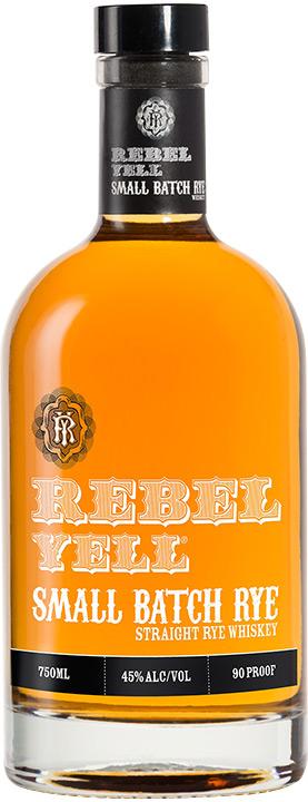 Buy Rebel Yell Small Batch Rye Whiskey Online