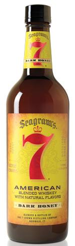 Buy Seagram's 7 Dark Honey Flavored Whisky Online
